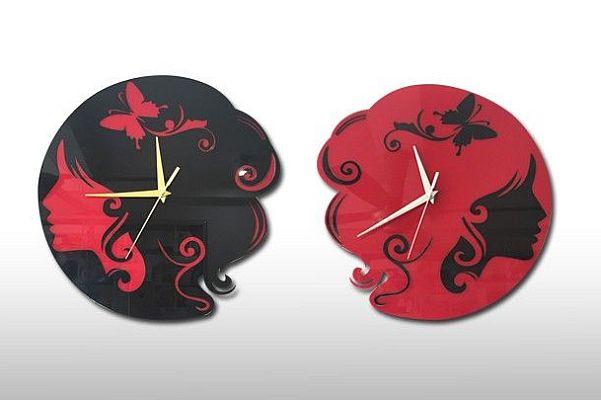 Mới lạ quà tặng từ đồng hồ làm bằng mica