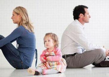 7 hệ lụy cho con trẻ khi cha mẹ ly hôn