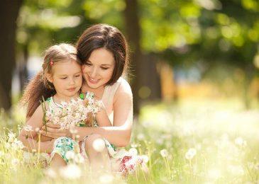 Cuộc sống bình yên khi có mẹ