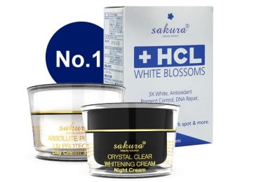 4 sản phẩm trị nám và tàn nhang an toàn hiện nay