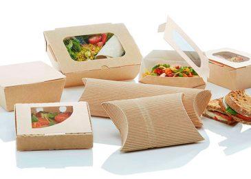 Chất liệu và mực in thường dùng trong bao bì thức ăn nhanh