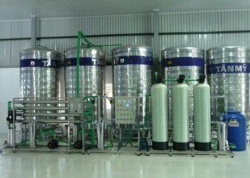 4 thông tin cơ bản về hệ thống lọc nước công nghiệp