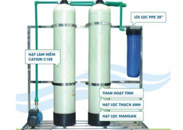 Cột lọc nước giếng khoan nào tốt nhất? Mua ở đâu uy tín?