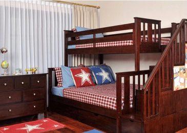 Kinh nghiệm mua giường tầng cho người lớn