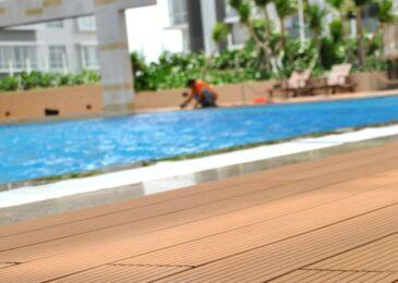 Xu thế dùng gạch cao su cho không gian ngôi nhà