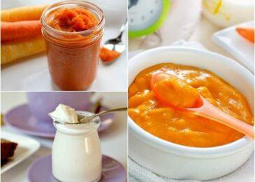 Trị mụn đầu đen đơn giản với sữa chua và cà rốt