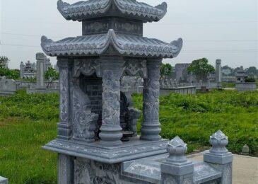 Những mẫu mộ đá đẹp, thông dụng nhất tại Việt Nam hiện nay