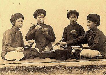 Văn hóa trong bữa ăn của người Việt