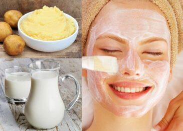 3 mặt nạ giúp làm căng da mặt tức thì chỉ sau vài lần áp dụng
