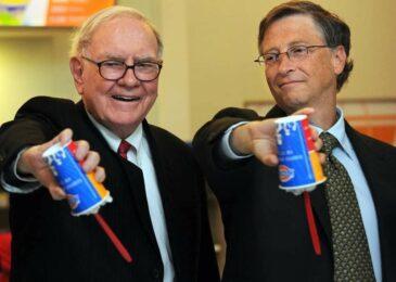 Trò chuyện vui về thành công của Bill Gates và Warren Buffett