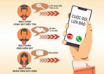 Cần phải làm gì khi bị lừa đảo qua điện thoại và mạng xã hội?