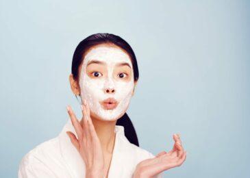 Tự làm mặt nạ căng da tại nhà