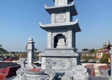 Tìm hiểu về mộ đá tháp