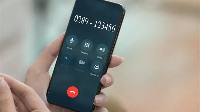 Nghe điện thoại từ số máy lạ, người dùng mất hết tiền trong tài khoản 1