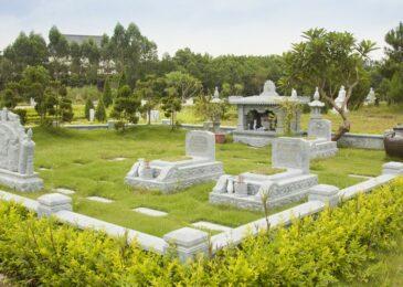 Nhận biết những ngôi mộ có phong thủy đẹp