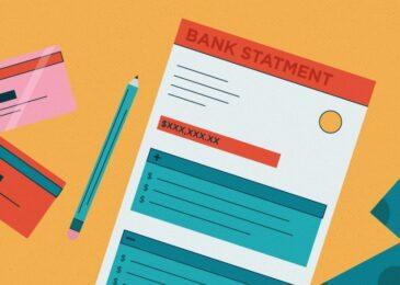 Kiến thức về sao kê tài khoản ngân hàng